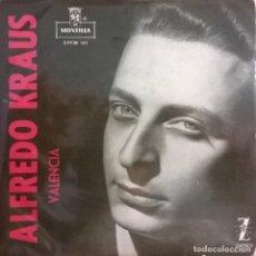 Discos de vinilo: ALFREDO KRAUS-VALENCIA, MONTILLA EPFM 101, EPFM-101. Lote 246043190