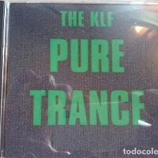 Discos de vinilo: THE KLF PURE TRANCE RARE CD SIN ABRIR JAMS JUSTIFIED ANCIENTS OF MU CAUTY DRUMMOND S¡. Lote 246050350