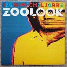 Discos de vinilo: JEAN MICHEL JARRE - ZOOLOOK LP MADE IN CANADA. Lote 246055695