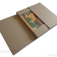 Discos de vinilo: 10 CAJAS EMBALAJE PARA ENVIAR 1 A 12 DISCOS DE VINILO LP | ENVÍO GRATIS A DOMICILIO. Lote 246056240