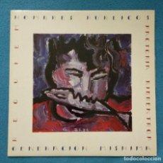 Discos de vinilo: VINILO MAXI RCE MÁLAGA 1984 - HOMBRES PÚBLICOS + GENERACIÓN MISHIMA + FACTORIA RIBBENTROP + RÉQUIEM. Lote 246056525
