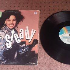 Discos de vinilo: SUE ANN - ROCK STEADY - USA - MCA RECORDS - PLS 201 - L -. Lote 246057425