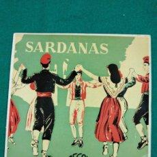 Discos de vinilo: SARDANAS. DAVANT LA VERGE + 3. COBLA LA PRINCIPAL DE LA BISBAL. EP REGAL. Lote 246063200