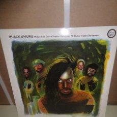 Discos de vinilo: BLACK UHURU - REGGAE GREATS - LP - DISPONGO DE MAS DISCOS DE VINILO. Lote 246063505