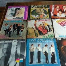 Discos de vinilo: LOTE DE DISCOS DE VINILO SINGLES. Lote 246066415