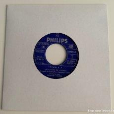 Discos de vinilo: FORMULA V-VACACIONES DE VERANO/MAÑANA/SINGLE 1972 PHILIPS 60 29 121,ESPAÑA.. Lote 246071120