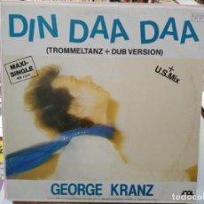Discos de vinilo: GEORGE KRANZ - TROMMEL TANZ - MAXI SINGLE SELLO VICTORIA 1983. Lote 246075155