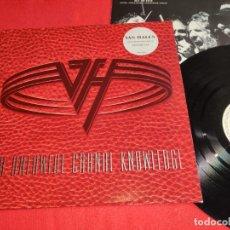 Discos de vinilo: VAN HALEN FOR UNLAWFUL CARNAL KNOWLEDGE LP 1991 WB EDICION ALEMANA GERMANY EXCELENTE ESTADO. Lote 246075525
