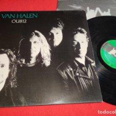 Discos de vinilo: VAN HALEN OU812 LP 1988 WB EDICION ESPAÑOLA SPAIN. Lote 246075850