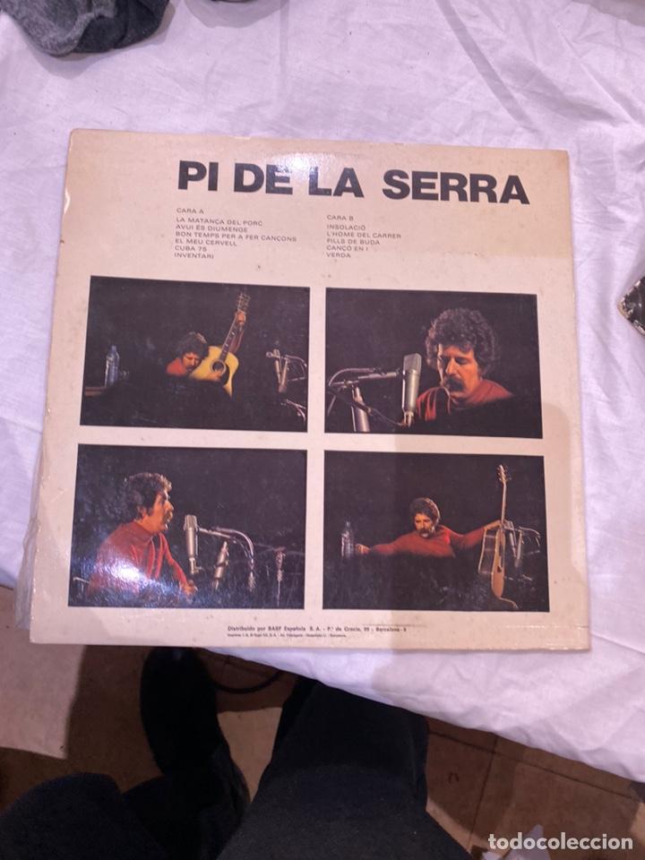 Discos de vinilo: PI DE LA SERRA - Palau dEsports. Barcelona: 27.2.76 (Basf, 1976) LP - Foto 3 - 246086010