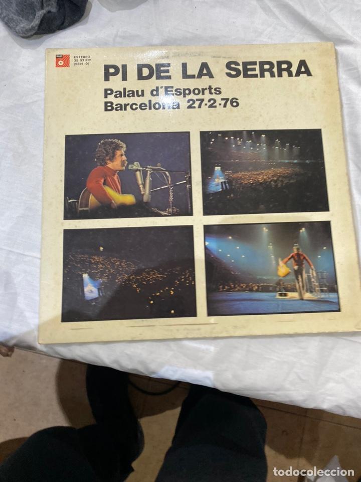 PI DE LA SERRA - PALAU D'ESPORTS. BARCELONA: 27.2.76 (BASF, 1976) LP (Música - Discos de Vinilo - Maxi Singles - Otros estilos)