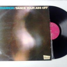 Discos de vinilo: BOHANNON LP DANCE YOUR ASS OFF 1976 VG++. Lote 246086955