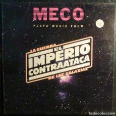 Discos de vinilo: MECO // EL IMPERIO CONTRAATACA // 1980 // (VG VG). LP. Lote 246098245
