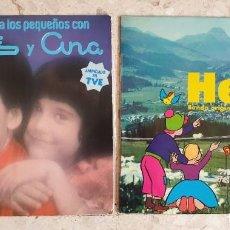 Discos de vinilo: ENRIQUE Y ANA. HEIDI.. Lote 246101975
