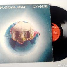 Discos de vinilo: JEAN MICHEL JARRE LP OXYGENE 1977. Lote 246115425