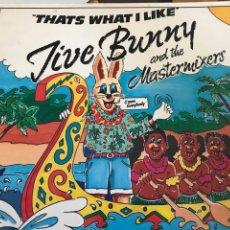 Discos de vinilo: FIVE BUNNY AND MASTERMIXERS MAXI. Lote 246129880