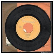 Discos de vinilo: XX VINILO, DISCO SORPRESA FUNDADOR, PASODOBLES LA GIRALDA, GALLITO, TRIANA Y EL VITO.. Lote 246135350