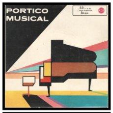 Disques de vinyle: XX VINILO, PORTICO MUSICAL, ANDALUCIA, CRY ME A RIVER, FIDELIO Y ORO SINFONICA DE BOSTON.. Lote 246141520