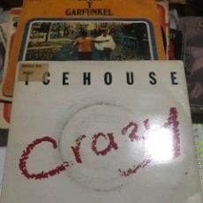 Discos de vinilo: ICEHOUSE / CRAZY / COMPLETELY GONE 1ERA ED 1987. Lote 246147265
