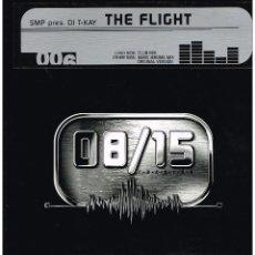 Discos de vinilo: SMP PRES. DJ T-KAY - THE FLIGHT - MAXI SINGLE 2000 - ED. ALEMANIA. Lote 246154380