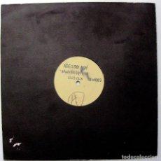 Discos de vinilo: ADESSO NOI - SHAKEN BY LOVE - MAXI BREAKIN RECORDS 1989 UK BPY. Lote 246154815