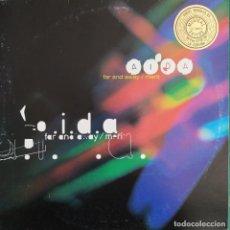 """Discos de vinilo: A.I.D.A. - FAR AND AWAY / MERIT (12"""") (1999/ES). Lote 246155375"""