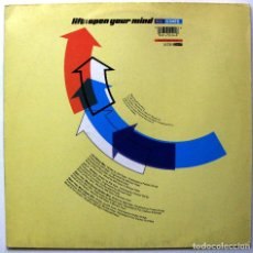 Discos de vinilo: 808 STATE - LIFT / OPEN YOUR MIND - MAXI ZTT 1991 GERMANY BPY. Lote 246165745