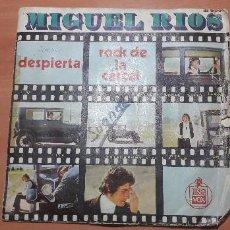 Discos de vinilo: 22-00081 -MIGUEL RÍOS. DESPIERTA ROCK DE LA CÁRCEL. Lote 246171350