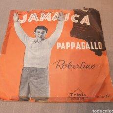 Discos de vinilo: ROBERTINO - JAMAICA. Lote 246171555