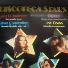 Discos de vinilo: DISCOTECA STARS -. Lote 246174245