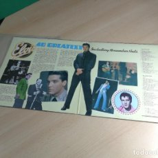 Discos de vinilo: LP DOBLE DE VINILO DE ELVIS PRESLEY. Lote 246179720