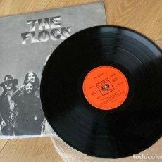 Discos de vinilo: THE FLOCK-THE FLOCK. Lote 246188410
