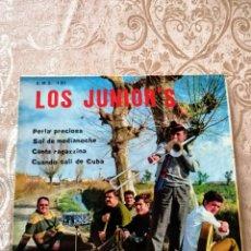 Discos de vinilo: DISCO EP VINILO LOS JUNIOR'S. Lote 246189335