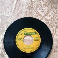 Discos de vinilo: DISCO EP VINILO REGALO STARLUX LA PANDILLA. Lote 246190345