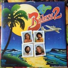 Discos de vinilo: LIQUIDACION LP EN PERFECTO ESTADO_BOLEROS 2. Lote 246193600