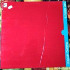Discos de vinilo: LIQUIDACION LP EN PERFECTO ESTADO_DIRE STRAITS_MAKING MOVIES_. Lote 246193675