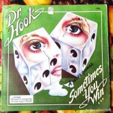 Discos de vinilo: LIQUIDACION LP EN PERFECTO ESTADO_DR HOOT_SOMETINES. Lote 246193750