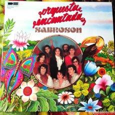 Discos de vinilo: LIQUIDACION LP EN PERFECTO ESTADO_ENCANTADA_SABROSON. Lote 246193880