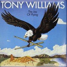Discos de vinilo: TONY WILLIAMS THE JOY OF FLYING (HERBIE HANCOCK / STANLEY CLARKE) VINILO. Lote 246193910