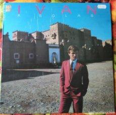 Discos de vinilo: LIQUIDACION LP EN PERFECTO ESTADO_IVAN_A SOLAS. Lote 246193935