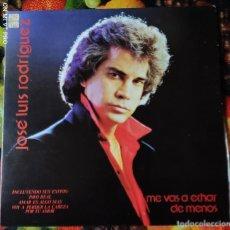 Discos de vinilo: LIQUIDACION LP EN PERFECTO ESTADO_JOSE LUIS RODRIGUEZ_ME VAS A ECHAR DE MENOS. Lote 246194170