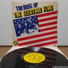 Discos de vinilo: THE ELECTRIC FLAG - THE BEST OF THE ELECTRIC FLAG 1984 ED USA / MIKE BLOOMFIELD , BUDDY MILES. Lote 246196585