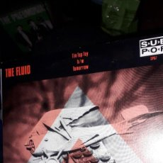 "Discos de vinilo: SINGLE 7"" 45 RPM - THE FLUID ""TIN TOP BOY""//""TOMORROW"" (1989 GARAGE GRUNGE SUB POP). Lote 246203825"