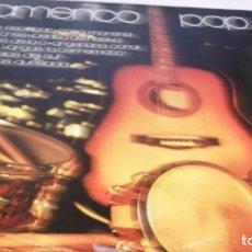 Discos de vinilo: FLAMENCO POP .LP.ORLADOR 1974-RUNBA TRES.DOLORES VARGAS LA TERREMOTO.CHELE.ROSA MORENA. Lote 246204355