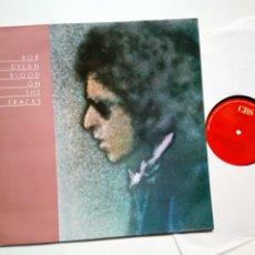 Discos de vinilo: LP: BOB DYLAN - BLOOD ON THE TRACKS (CBS) - DISCO PROMOCIONAL, PROMO - CLÁSICO DE DYLAN -. Lote 246204280