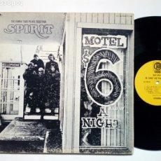 Discos de vinilo: LP: SPIRIT - THE FAMILY THAT PLAYS TOGETHER (ODE RECORDS 1968) - LEER DESCRIPCIÓN - RANDY CALIFORNIA. Lote 246207000