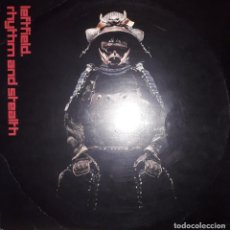 Discos de vinil: DOBLE L.P. - LEFTFIELD - RHYTHM AND STEAL (1999). Lote 246212010