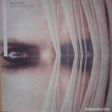 "Discos de vinilo: SINGLE 12"" 45 RPM - SVEN VÄTH ""DEIN SCHWEISS"". Lote 246212895"