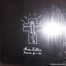 """Discos de vinilo: SINGLE 12"""" 45 RPM - MISS KITTIN """"REQUIEM FOR A HIT"""" (2004). Lote 246214825"""
