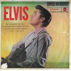 Dischi in vinile: ELVIS PRELEY EP ME ABANDONO MI NIÑA + 3 1961. Lote 246229010